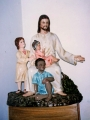 Jesus with the children 43,6""