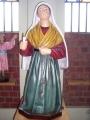 St. Bernardette Kneeling